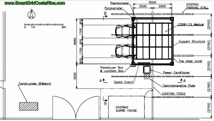 planos 2 proyecto planta solar sabana costa rica japon ice