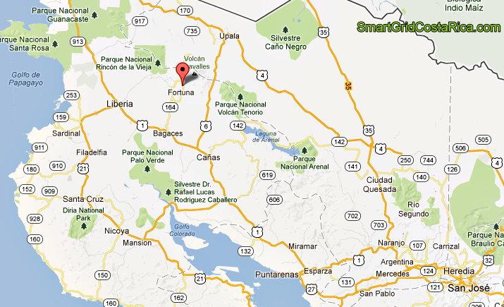 Ruta Mapa C 243 Mo Llegar Al Parque Proyecto Solar Miravalles