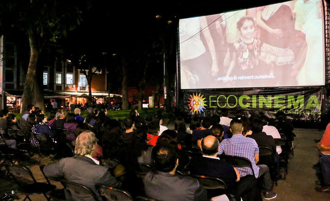 Ecocinema Cine Y Educaci 243 N Con Energ 237 A Solar Smart